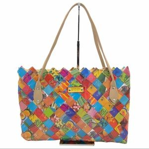 Selected Bags by Antal Hajnal Zip Tote